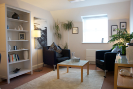 Bereavement Counselling Worcester - Room